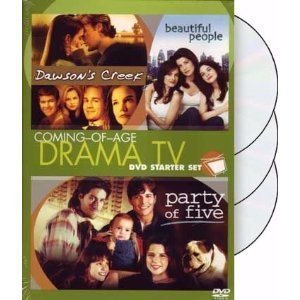 DAWSON'S CREEK-Party of Five-Katie-Neve+ More NEW 3 DVD