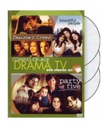 DAWSON'S CREEK-Party of Five-Katie-Neve+ More NEW 3 DVD - $9.84