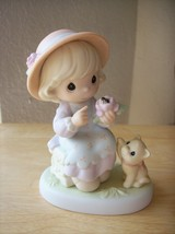 "2000 Precious Moments ""Auntie, You Make Beauty Blossom"" Figurine  - $25.00"