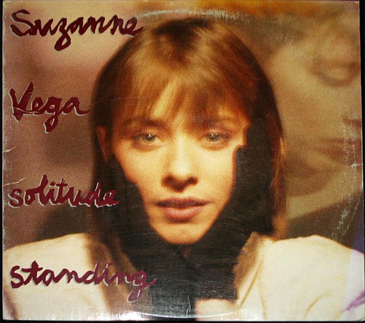 Suzanne vega solitude standing  cover