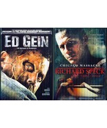 ED GEIN+RICHARD SPECK-Butcher+Chicago Massacre NEW 2DVD - $15.45
