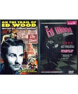 ED WOOD Gypsy Vampire-Jail Bait-Bride Monsterl NEW 2DVD - $14.66