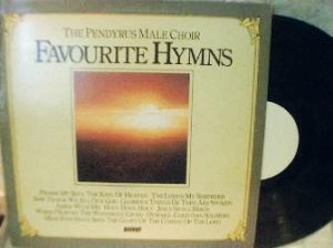 Pendyrus Male Choir - Favourite Hymns - WORD WST 9606