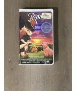 Babe Pig in the City Screener VHS Tape Full Length Screening Cassette Cl... - $9.90