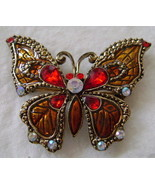 Pin, Butterfly byTwo Sisters, New in Package - $15.00