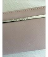 STEVE MADDEN WALLET Blush Textured Zip Around Wrist-let Organizer Wallet... - $30.39