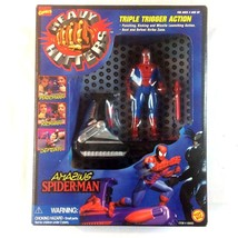 Spider-Man Heavy Hitters Action Figure 1996 Marvel ToyBiz Sealed VTG  - $49.45