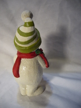 Bethany Lowe Deck the Halls Snowman no. TD 9080 image 3
