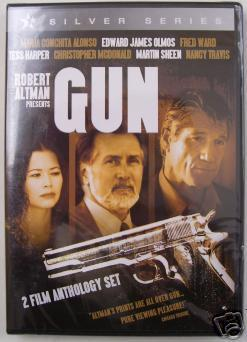 GUN - 2 FILM ANTHOLOGY - Ricochet / Father John NEW DVD