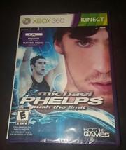 Michael Phelps: Push the Limit (Microsoft Xbox 360, 2011) NEW - $4.99