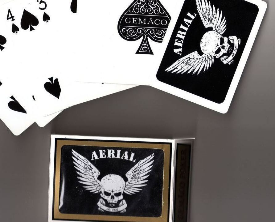Collectible New Playing Cards Air Warriors