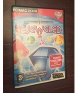 Bejeweled 2 The World's #1 Puzzle Game PC/MAC (PC CD ROM ) - $10.00