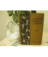 CHILD'S GARDEN OF VERSES ROBERT LOUIS STEVENSON VINTAGE SCRAPBOOKING IDE... - $9.99