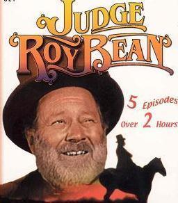 JUDGE ROY BEAN - 5 TV Episodes/Edgar Buchanan - NEW DVD
