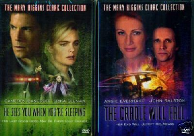 MARY HIGGINS CLARK Angie Averhart/Erika Eleniak N 2 DVD
