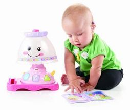 Brand New Fisher-Price Laugh & Learn My Pretty Learning Lamp - $54.00