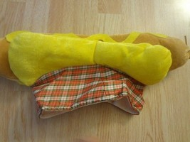 Women's Hot Dog Hat Halloween Costume Weinerschnitzel - $15.88