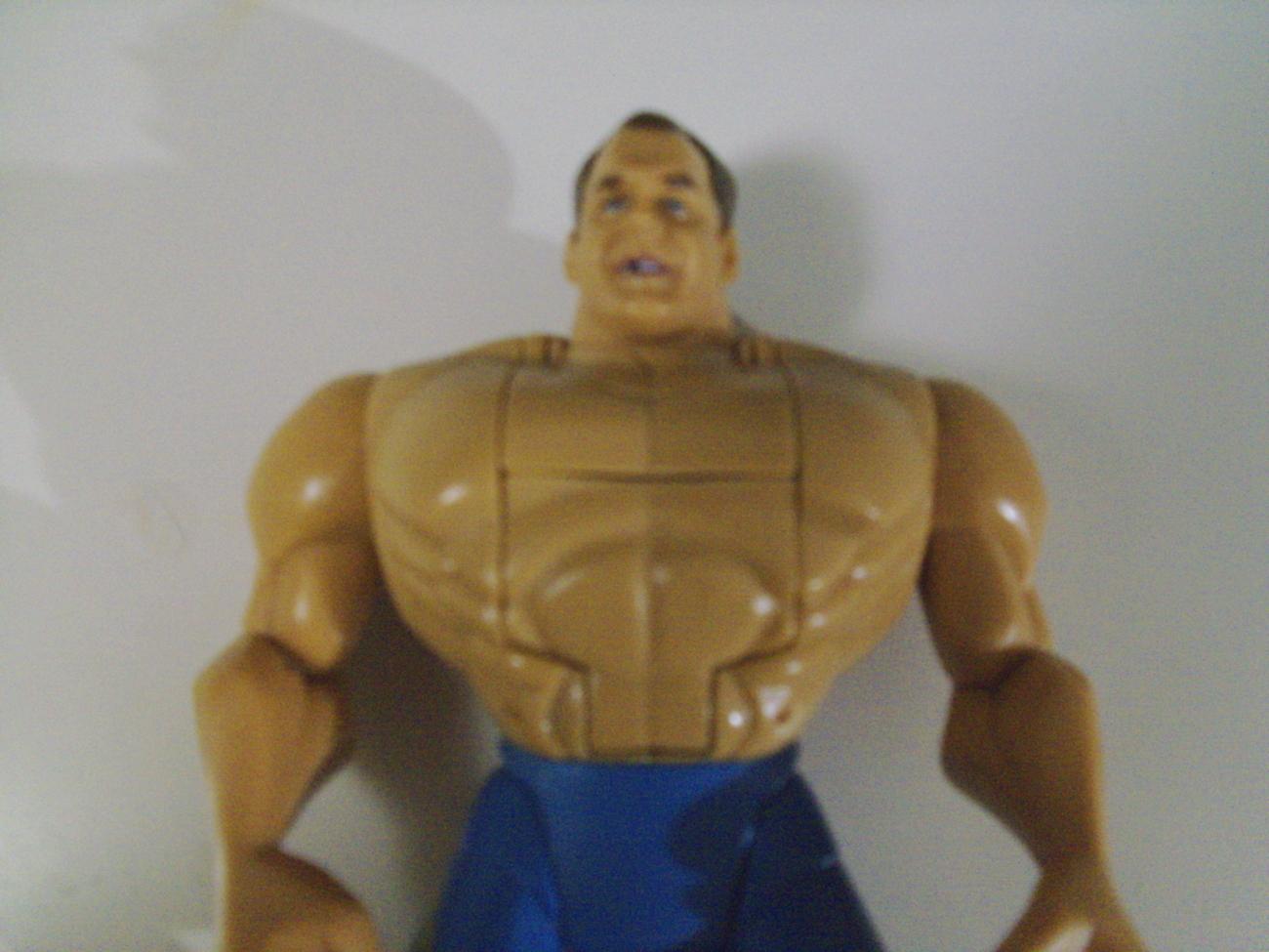 WWE Face Flippin' Fighters Chris Benoit ( WWF TNA CMLL ) - Like New