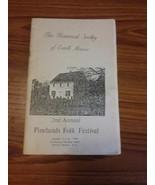 The Historical Society of Estell Manor NJ 2nd Annual Pinelands Folk Fest... - $0.00