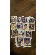 Minnesota Twins Team Issue Photo 31 CARD LOT CAREW Oliva Killebrew Hrbek - $150.89