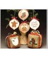 Holiday Trimmings II cross stitch chart Heart i... - $4.00