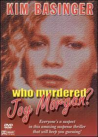 WHO MURDERED JOY MORGAN? Killjoy - Kim Basinger NEW DVD