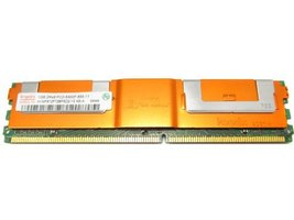 Hynix 1GB 667MHz PC2-5300F DDR2 ECC ECC/Fully-Buffered CL5 240-Pin Dual ... - $6.82