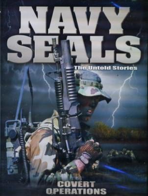 NAVY SEALS: Untold Stories Vietnam & Canal Zone NEW DVD