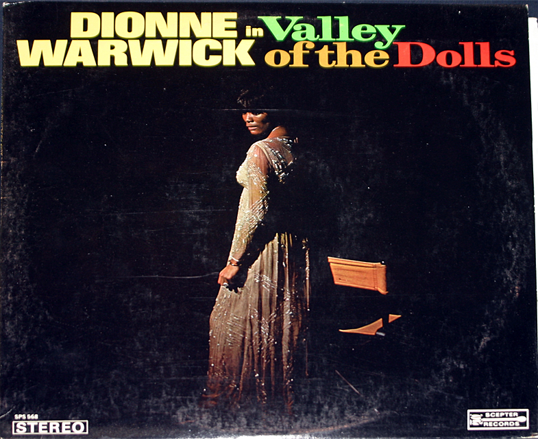 Dionne warwick  valley of the dolls cover