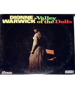 """Dionne Warwick """"Valley of the Dolls""""   LP - $9.00"""