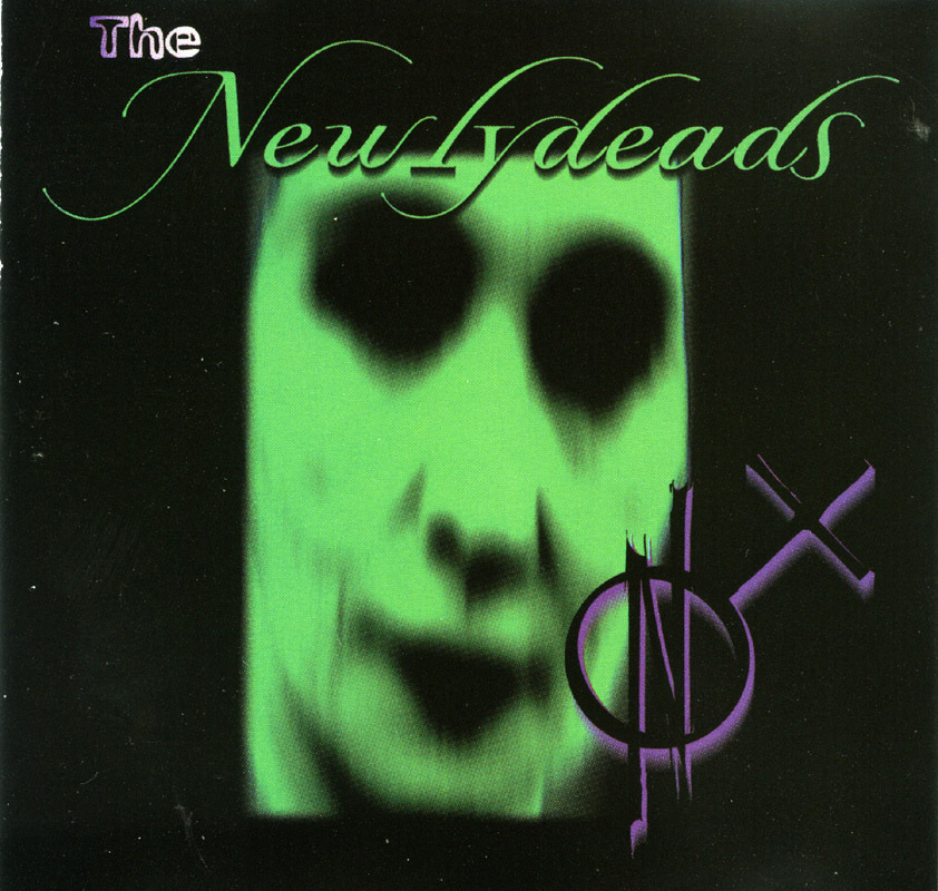 The Newlydeads 1997 CD OOP Faster Pussycat Goth