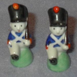 Soldier shakers