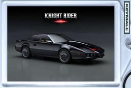 KEYCHAIN BLACK PONTIAC TRANS AM KEYTAG KNIGHT R... - $9.95