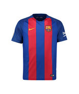 Barcelona Nike 2016/17 Replica Home Jersey - $40.00