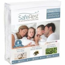 Mattress Protector California King 100% Waterproof Hypoallergenic Vinyl ... - $42.55