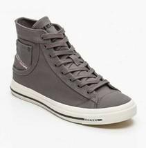 Diesel Women Exposure W Y00023 Sneakers Grey Size UK 5 - $160.09