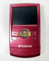 Polaroid DVF-720RC Digital Camera with 3xOptical Zoom 2.4-Inch LCD Screen - Red - $42.56