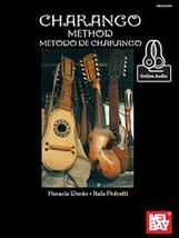 Charango Method/Metodo De Charango/Book w/Online Audio - $29.99