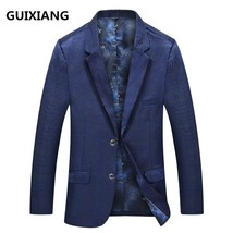 "Men business casual jacket Men Dress Suit Jackets 2018 spring men""s coat... - $67.30"
