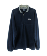 Sports Illustrated XL Long Sleeve Pullover Sweater Navy Blue  - $19.77