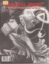 Gothic Literature Lot Terminal Fright, SilverWeb & Into The Darkness  - $18.56