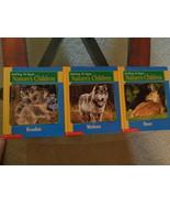 Nature's Children 3 books - $11.00