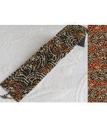 1 Drop Even Count Peyote Bead Pattern - Tiger Mutation Cuff Bracelet - $4.00