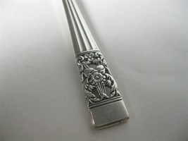 Flatware Silverplate Community Coronation Master Butter  - $4.50