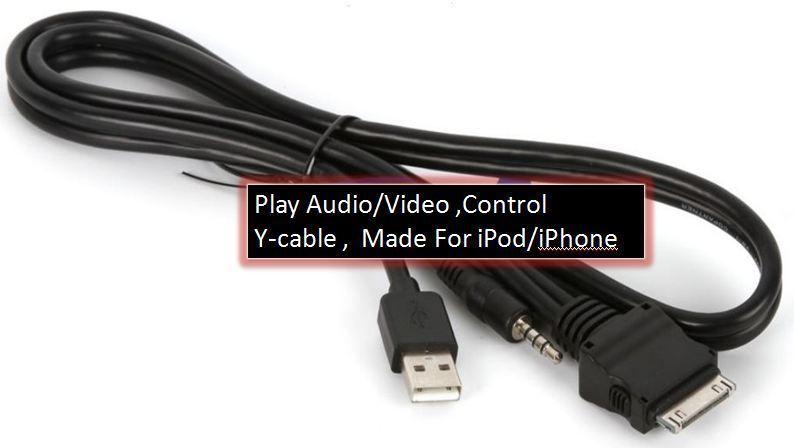 Jensen Jlink-USB JlinkUSB iPod Digital Interface Cable Brand