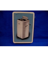 Hoover Wringer Washing Machine Playing Cards Deck Souvenir Vintage Colle... - $39.99