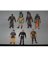 Vintage 1994 Stargate Lot Of 7 Figures - $29.99