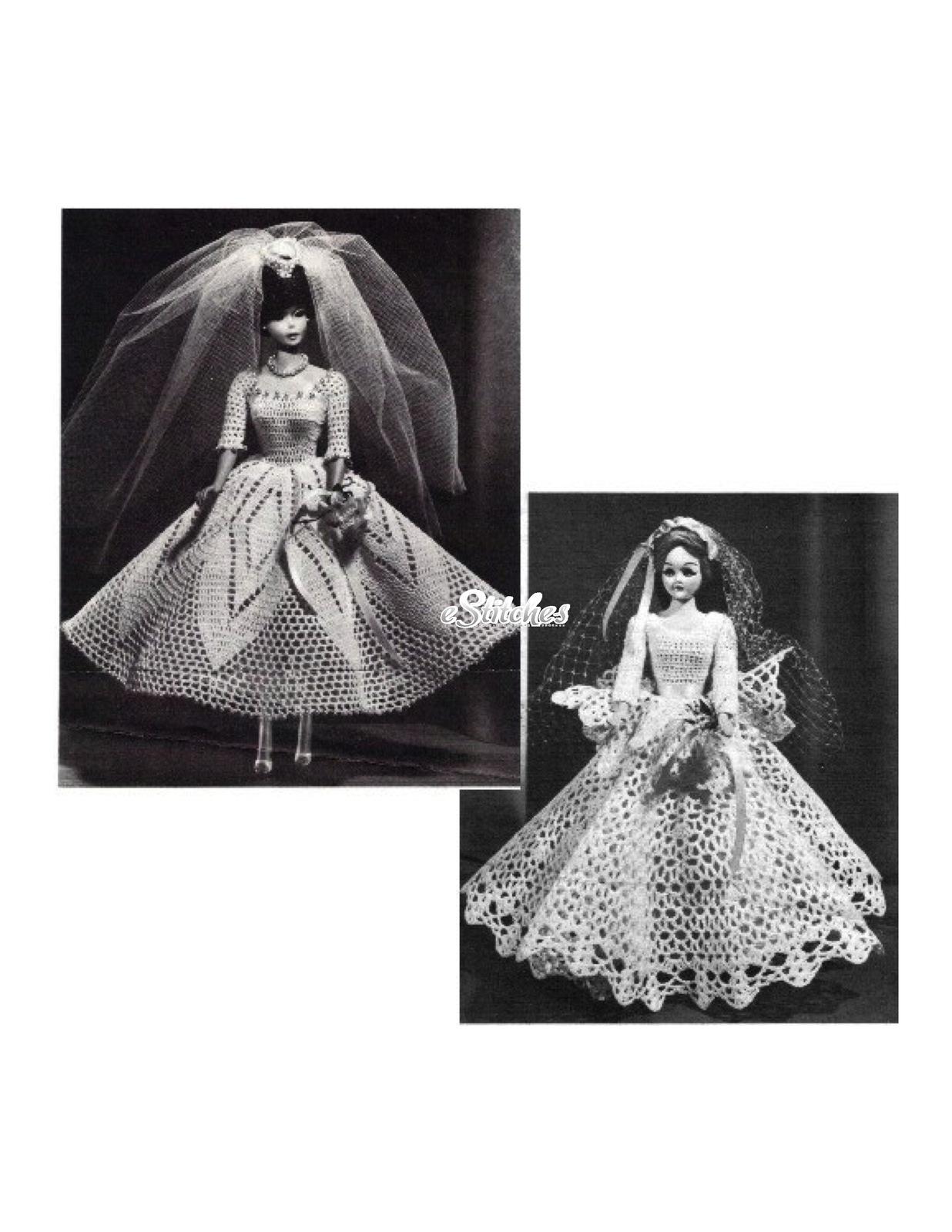 Bride 001: Vintage 1960s Barbie Doll Wedding Dresses At Reisefeber.org