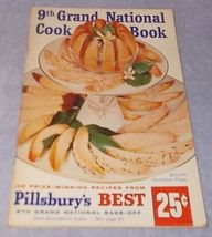 Pillsbury Grand National Recipe and Baking Contest No 9 1957  - $7.95