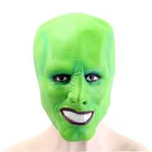 Halloween Party Mask The Jim Carrey Movies Mask Cosplay Costume Adult Ma... - $19.00